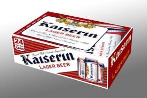 Giảm giá siêu sốc:01 thùng bia Đức 24 lon thương hiệu Kaiserin
