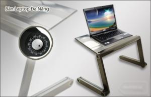 Siêu sốc xả hàng:Bàn Xoay Laptop Đa Năng Với Hơn 500 Lỗ Thoát Nhiệt