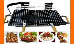 Bếp nướng than Hibachi cho bạn những món nướng thật tuyệt