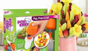 Bộ Khuôn Cắt Trái Cây Pop Chef Siêu Nhanh giá 89k