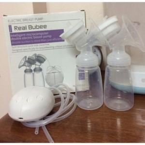 Máy hút sữa điện đôi Real Bubee Đài Loan