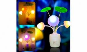 Combo 02 Đèn Ngủ Avatar Hình Nấm Đổi Màu