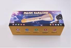 Micro karaoke kèm loa K088