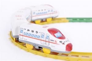 Đồ chơi đoàn tàu hỏa 4 toa cho bé