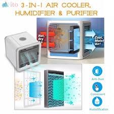Quạt điều hòa mini máy làm mát Air Cooler mát lạnh