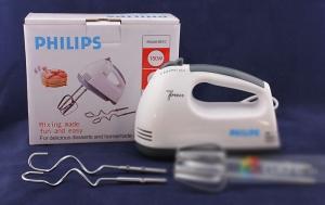 Máy đánh trứng Philips 6610 siêu bền, 5 tốc độ, BH 6 tháng