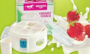 Máy làm sữa chua Misushita Thái Lan 6 cốc
