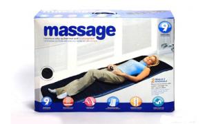 Nệm Massage kích thước 50cm x 2m, BH 1 năm