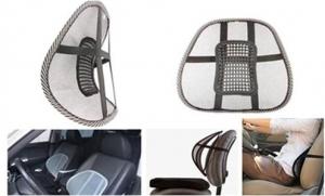 Tấm lưới tựa lưng ghế - Nâng đỡ đốt sống, bảo vệ sức khỏe