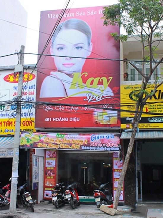 Chọn 1 trong 3 dịch vụ chăm sóc da mặt, massage body, tẩy tế bào chết toàn thân tại KAY Spa - Chỉ với 85.000đ - 10